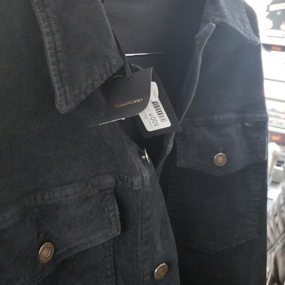 92adbd46c4a tom ford corduroy denim jacket
